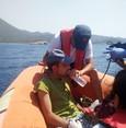 خفر السواحل التركي ينقذ 34 مهاجرا كانوا عالقين في بحر إيجة