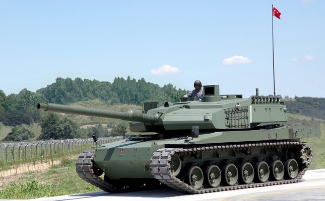 Contract for Altay's mass production to be inked soon