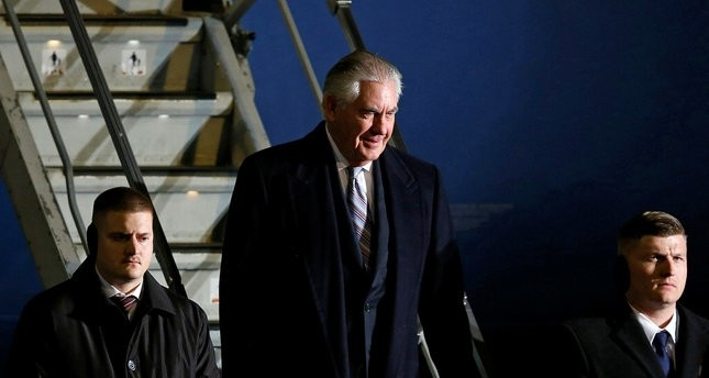 وزير الخارجية الأمريكي يزور أنقرة نهاية الشهر الجاري