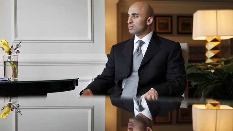 UAE Ambassador to Washington Yousef al-Otaiba (AP Photo)