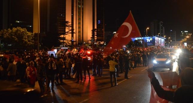 إسطنبول.. مظاهرة احتجاجية أمام قنصلية إسرائيل