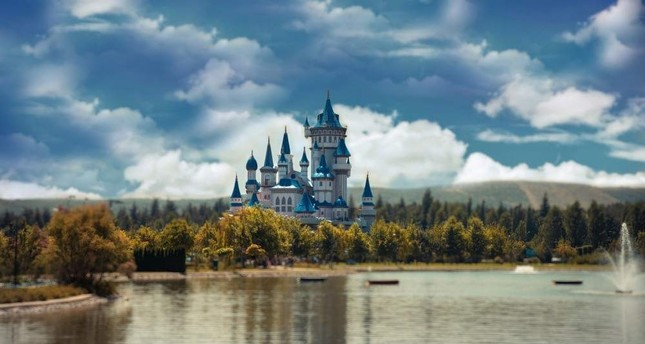 The Fairy-tale Castle in Eskişehir is one of the best places to visit with children.