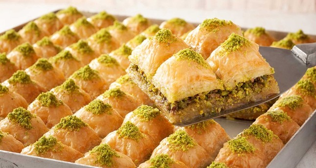 Antep baklava conquers world tray by tray