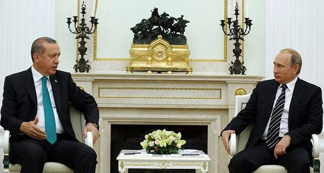 اتصال هاتفي حول سوريا هو الثاني في يومين بين بوتين وأردوغان