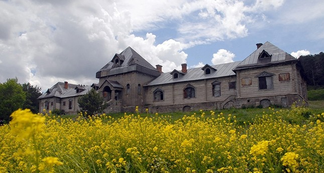Russian Czar's mansion to be restored for tourism