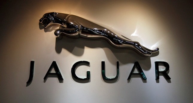 The Jaguar logo is pictured at a Jaguar Land Rover showroom in Mumbai February 13, 2013. (REUTERS Photo)