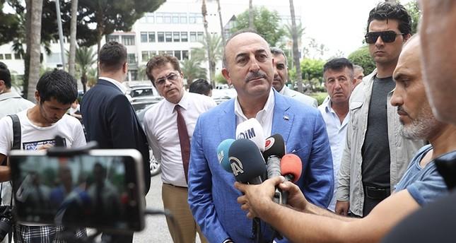 جاوش أوغلو: نحن من اقترحنا زيارة البرلمانيين الألمان إلى قاعدة قونيا
