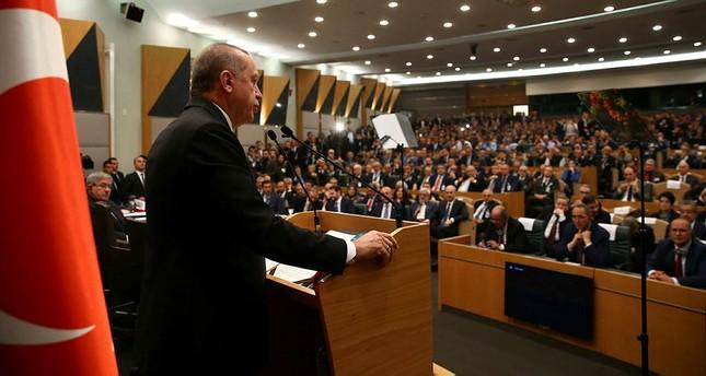 الرئيس التركي رجب طيب أردوغان في الجزائر