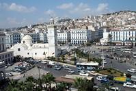 ساحة الشهداء في الجزائر العاصمة (من الأرشيف)