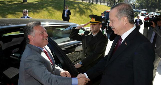 ملفات سياسية واقتصادية هامة تتصدر مباحثات الرئيس التركي والملك الأردني غداً