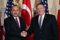 Çavuşoğlu, Pompeo hold phone call on Idlib deal
