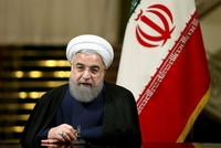Iranian President Hassan Rouhani visited Oman and Kuwait Tuesday in his first visit to the Gulf Arab states since taking power in 2013. The Gulf tour comes after Kuwaiti Foreign Minister Sheikh...