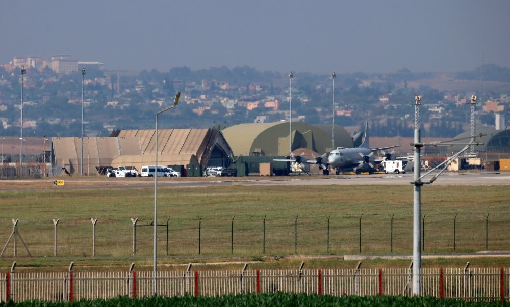 A recent report,,Data on Nuclear Weapons,, from Turkish Parliament saysthat there is some 50 B-61 thermonuclear hydrogen bombs at the u0130ncirlik Air Base.
