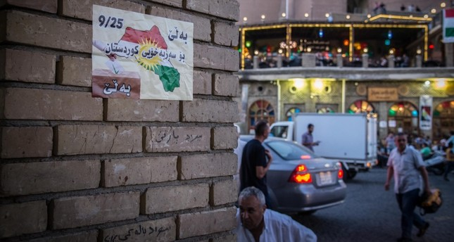 Iraqi Kurds vulnerable to consequences of referendum