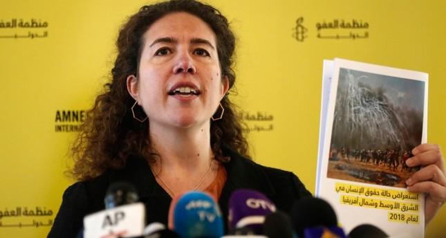 العفو الدولية: حملات القمع اشتدت بشكل كبير في مصر وإيران والمملكة العربية السعودية (AP)