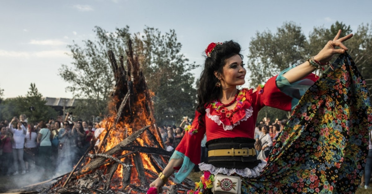 The ancient Kakava Festival brings thousands of people to Edirne to celebrate the coming of spring and gypsy culture.
