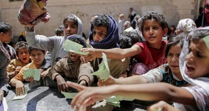 12M Yemeni children in need of urgent help, UNICEF says