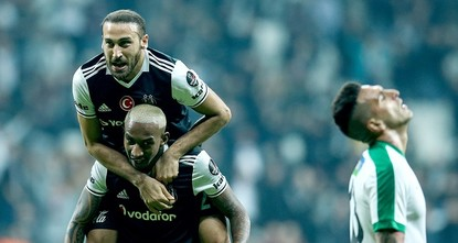 Action in week 21 of the Turkish Super League saw top teams Galatasaray, Başakşehir and Fenerbahçe all lose precious points, while table-toppers Beşiktaş compensated for their loss last week...