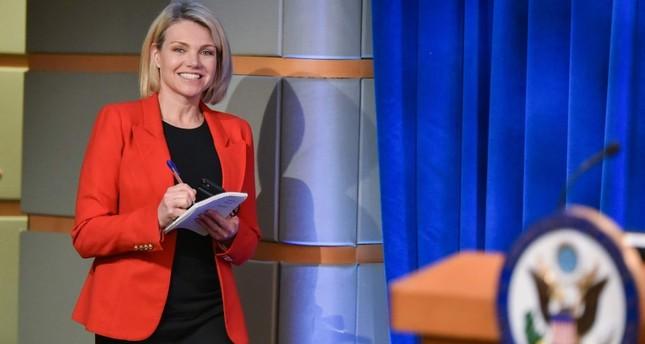 متحدثة الخارجيةهيذر نويرت (وكالة الأنباء الفرنسية)