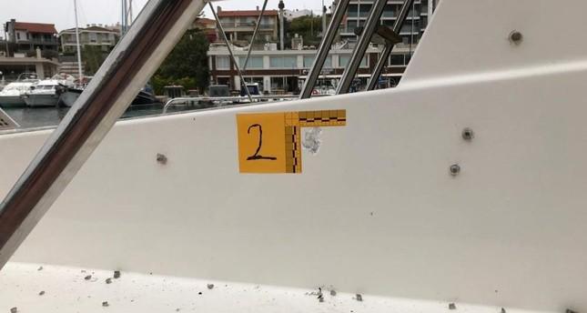 Migrants claim Greek Coast Guard fired on them