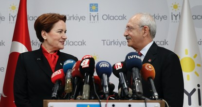 Perplexing CHP move may leave Akşener as President Erdoğan's only rival