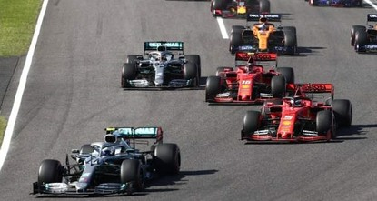Bottas, Mercedes dominate Japanese Grand Prix