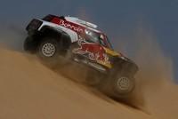 Sainz stretches Dakar lead after stage 10