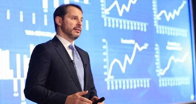 Turkey to close 2019 with positive growth: Albayrak