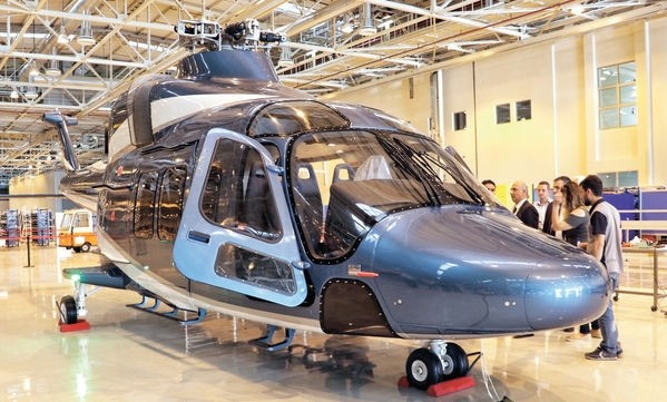 Turkey's first ,home-grown, helicopter, the T-625, designed and produced by Turkish Aerospace Industries, Inc. (TUSAu015e) will be revealed to the public at IDEF 2017.
