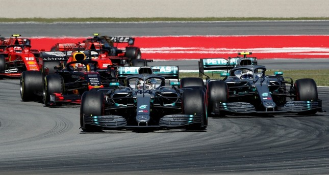 F1 eyes new grand prix in Africa, in talks with Morocco's Marrakech, South Africa's Kyalami