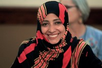 Yemeni activist on her homeland, politics, terror, democracy
