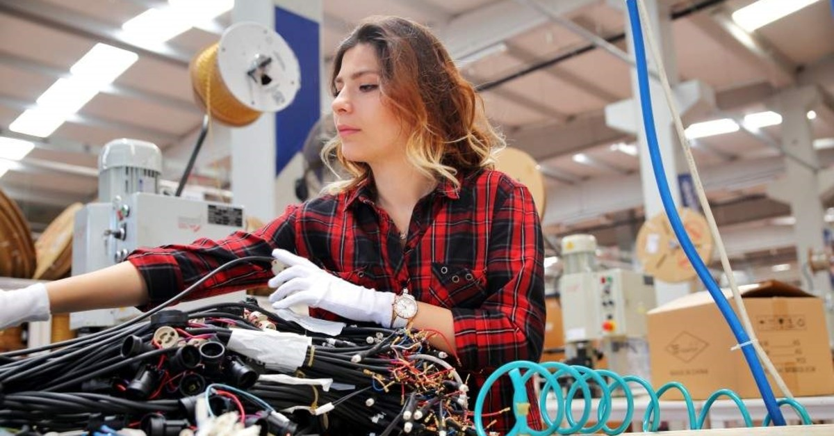 According to the World Economic Forum Gender Parity 2019 report, only 55% of adult women are in the labor market, versus 78% of men. (iStock Photo - Aydu0131n Mutlu)