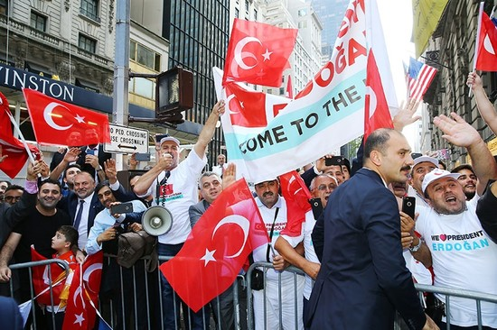 Erdoğan arrives in New York for UN General Assembly meetings | Daily Sabah