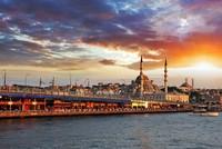 Istanbul-Tourismus 2017: Meisten kamen aus DEU