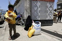 Nearly 17 million people are facing hunger in war-torn Yemen as Muslims around the world observe the holy month of Ramadan.