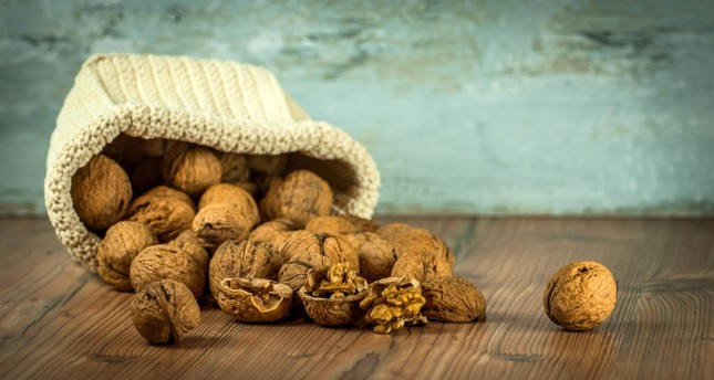 Walnuts offer the necessary fats and acids we need to maintain a healthy life. (File Photo)