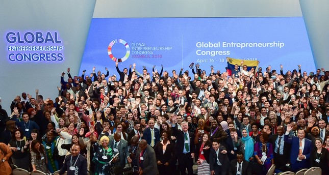 More than 3,000 participants from more than 170 countries were present at  GEC18IST  and more than 150 sessions with the participation of some 300 international speakers were held throughout the four-day event.