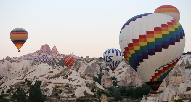 Cappadocia welcomed 1.5 million visitors in the first half of 2019, almost 21 percent more compared to the same period of last year.