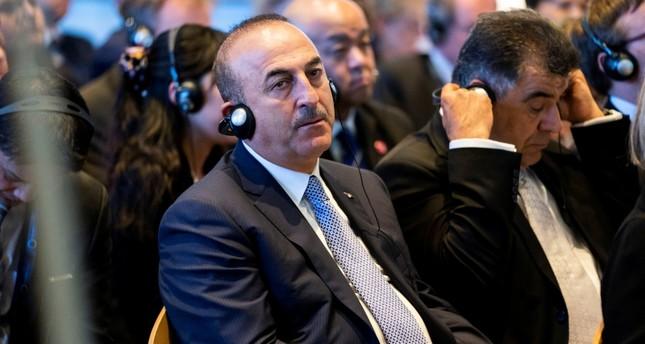 وزير الخارجية التركي - مولود تشاوش أوغلو