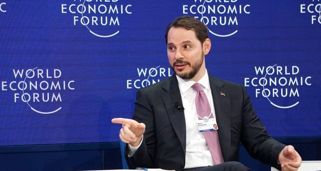 Turkey attends World Economic Forum with brighter outlook
