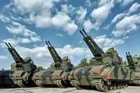 Turkish military receives 10 more domestic low-level air defense systems