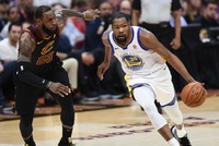 Golden State's Durant likely to miss start of NBA Finals due to injury