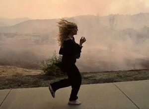 Самый разрушительный пожар в истории Калифорнии
