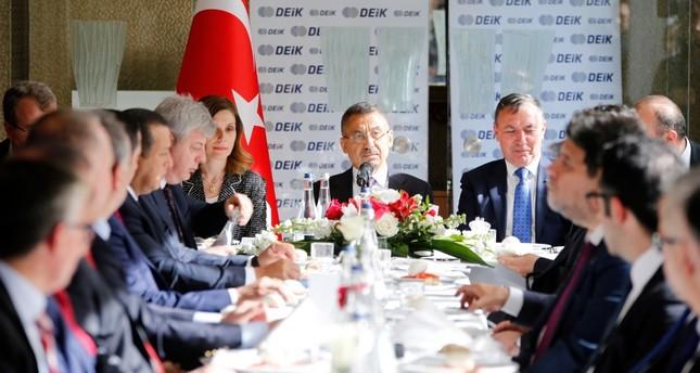 تركيا تهدف إلى رفع حجم تبادلها التجاري مع رومانيا إلى 10 مليارات دولار