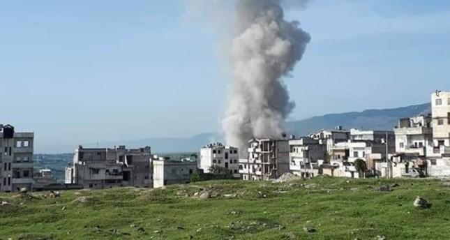 At least 15 killed in blast in northwestern Syria