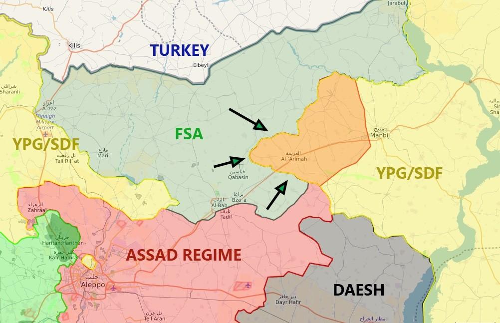 Source: syria.liveuamap.com