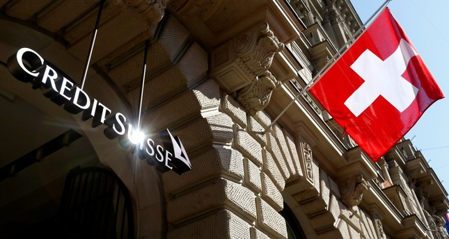 Credit Suisse to raise $4B in share issue