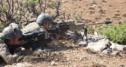 17 PKK-Terroristen in Nordirak neutralisiert