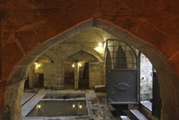 A mosque located some seven meters below ground in the 734-year-old Pişirici Kastel in Gaziantep will soon open for worship for the first time in almost 80 years.