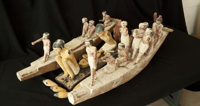 ضبط محاولة تهريب آثار فرعونية من خلال حاويات نقل في إيطاليا